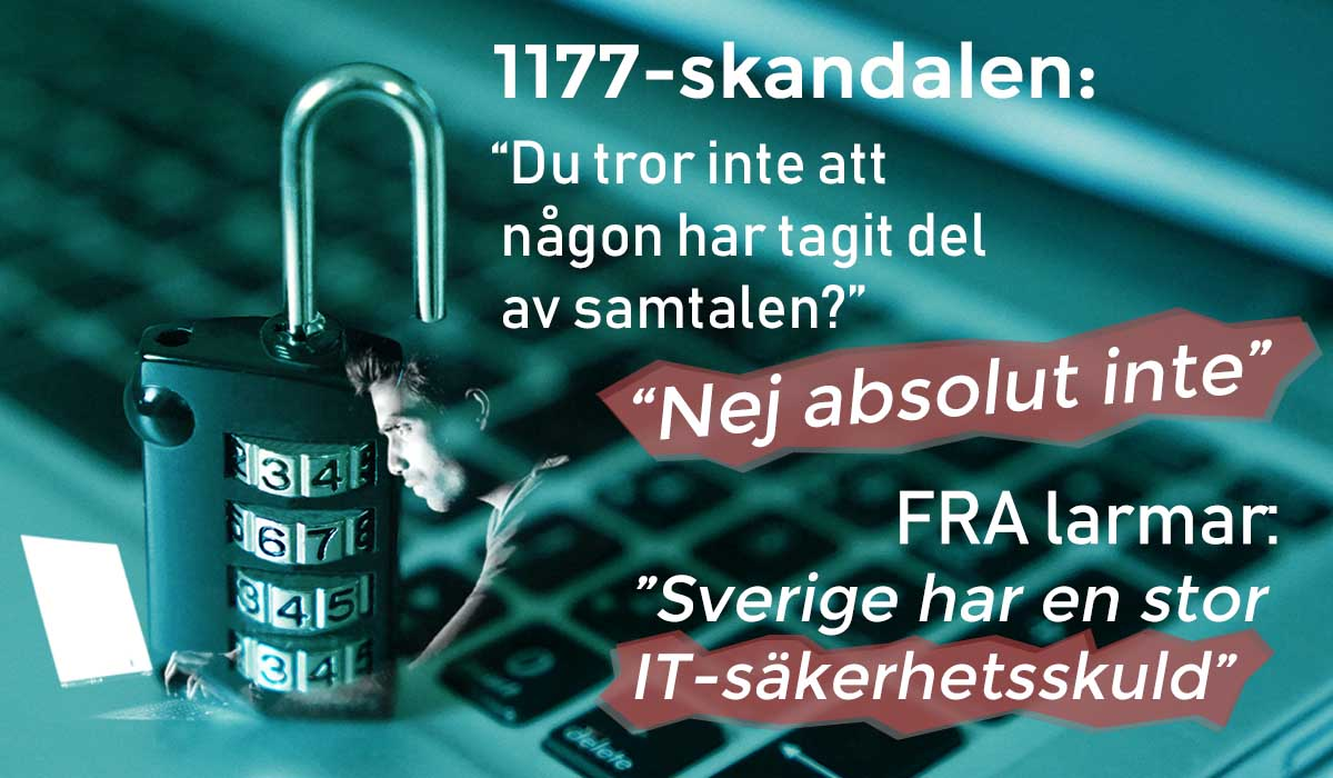Vad är viktigt att tänka på kring IT-säkerhet?