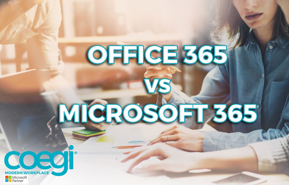 Coegi Modern Workplace - powered by Microsoft 365