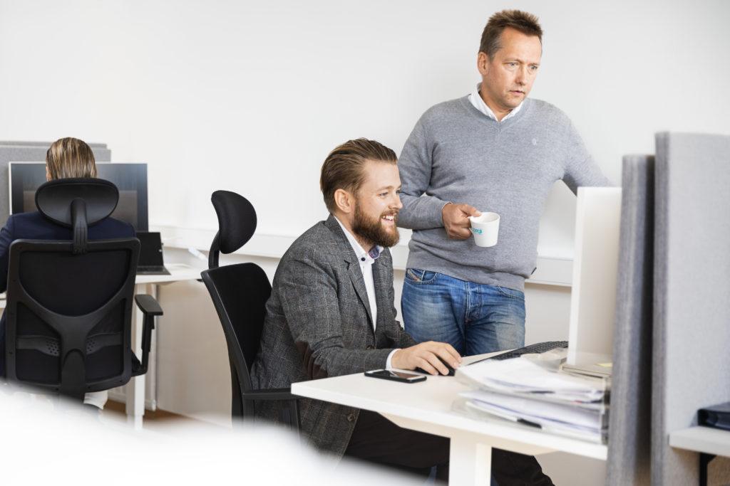 Coegi - bästa IT-leverantören i Göteborg B2B
