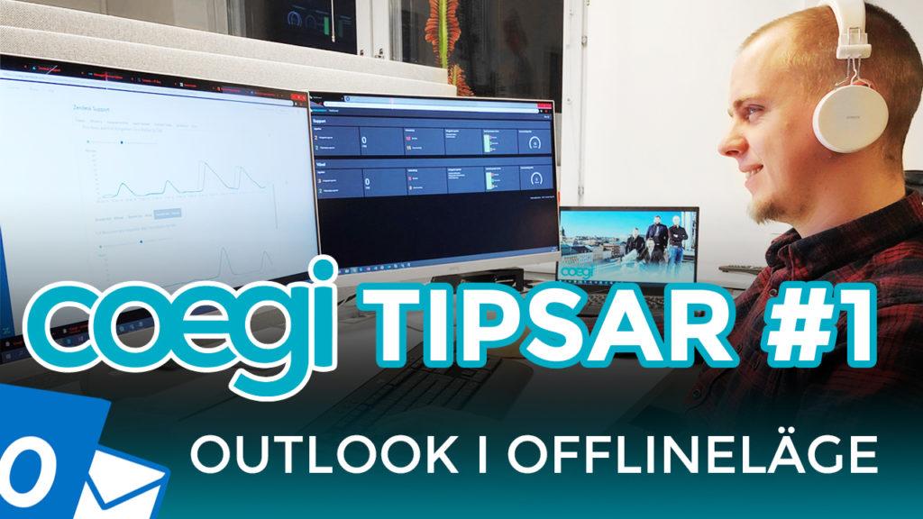 Outlook i offline-läge