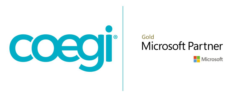 Coegi Microsoft guldpartner