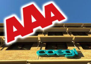 Coegi erhåller AAA enligt Bisnode 2019
